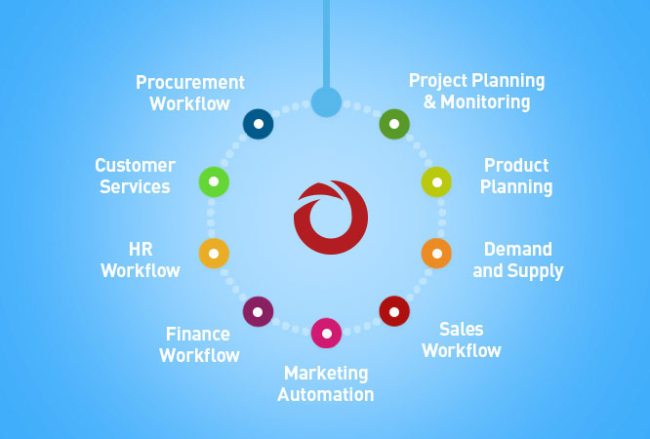 Organizational Workflows where FlowMate is most useful